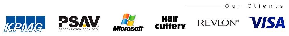 Our Clientes Virtual Conference Services